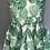 Thumbnail: BNWT Rachel Riley leaf patterned dress age 3