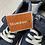 Thumbnail: Bluezoo boys navy fabric shoes, size 9 kids