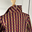 Thumbnail: Vintage checked dress with amazing collar! UK 10/12