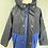 Thumbnail: BNWT- Boys Ted Baker navy/royal blue rain coat. age 7