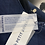 Thumbnail: Petit Bateau BNWT ladies navy quilted jersey dress. Medium