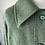 Thumbnail: Vintage wool green cape M