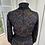 Thumbnail: Vintage Pierre Cardin roll neck dress UK8/10
