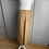 Thumbnail: Cordings wool herringbone camel skirt and jacket UK10
