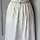 Thumbnail: Vintage white maxi sun dress Uk8