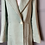 Thumbnail: Katherine Hooker London green long jacket UK 8