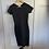 Thumbnail: L.K Bennett black bodycon dress size M