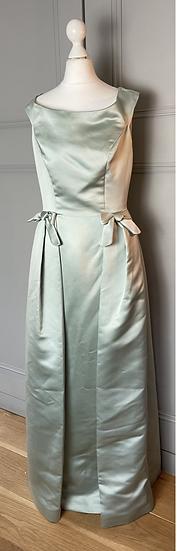 Watters & Watters mint green gown Uk 10