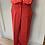 Thumbnail: Red LK Bennett cropped wool blend trousers. Uk10 rrp£150