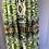 Thumbnail: Alice and Olivia green patterned dress UK 8