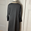 Thumbnail: Vintage grey wool dress/cardigan 12/14