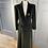 Thumbnail: Vintage Jaeger dark green coat UK10-12