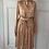 Thumbnail: Vintage paisley day dress. UK 10/12
