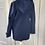 Thumbnail: Carrement Beau navy duffle coat 12yrs/uk8/10