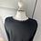 Thumbnail: Jaeger Merino wool black top L
