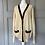 Thumbnail: Vintage Chanel Cashmere cardigan  UK 10-14