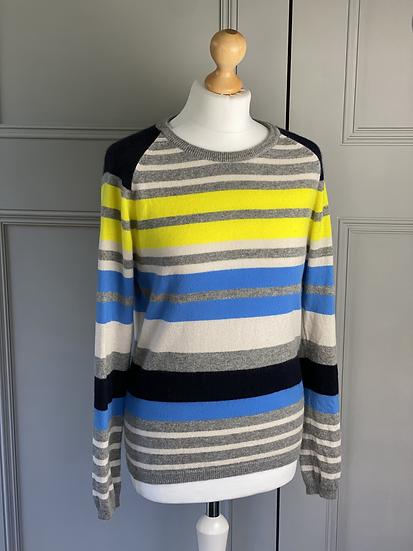 Chinti & Parker 100% Cashmere jumper uk10-14