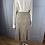Thumbnail: Vintage wool tweed skirt UK8/10
