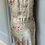 Thumbnail: Gerard Darel silk floral dress UK10/12