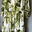 Thumbnail: H&M cotton leaf print dress UK M