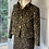 Thumbnail: M&S leopard print soft wool jacket. UK 16