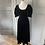 Thumbnail: Vintage laura Ashley black velvet dress. Modern 10/12