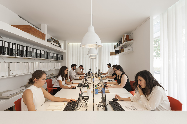 N O A R Q   s t u d  i o |  2 0 1 9  main workplace  © Arménio Teixeira