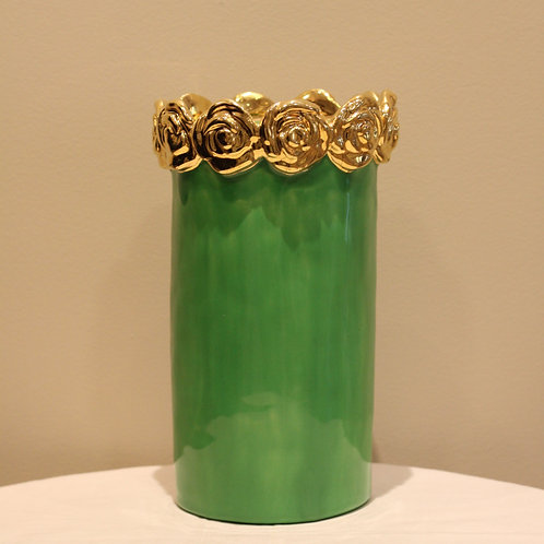 Roses vase small
