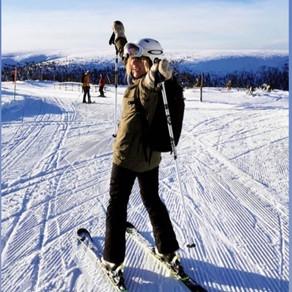Matix och gemenskapen - på skidresa i Lindvallen