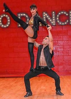 Soho Showcase. Pro-Am Dance