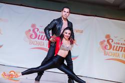 Latin Hustle Performance