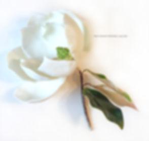 Gumpaste Magnolia w watermark.JPG