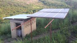 Adduction solaire
