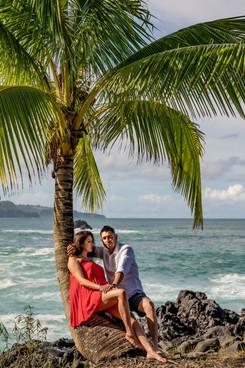 Honeymoon photography in Hawaii