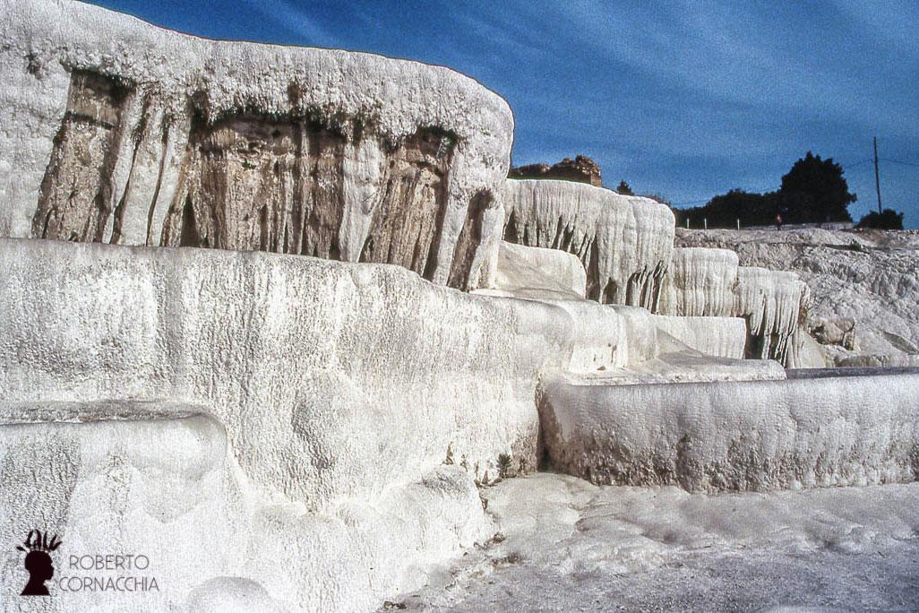 Piscine di marmo, Pamukkale, Turchia