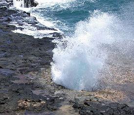 Ocean Blowhole