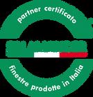 Salamander logo certificato verde confer