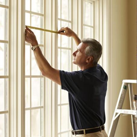 Come prendo le misure delle finestre?
