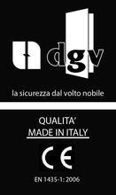 etichetta dgv marcatura CE