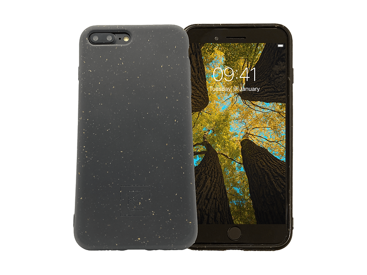 Infenitycase 2.0 iPhone 6/6s/7/8 Plus schwarz
