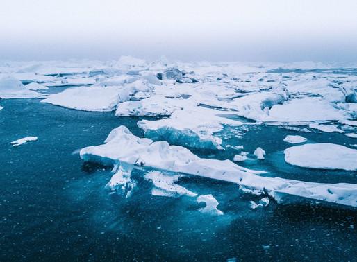 Mikroplastik in der Arktis