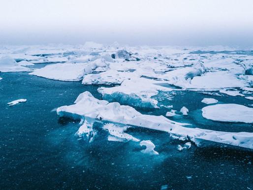 Mikroplastik in der Arktis gefunden...