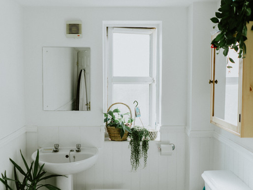 Umweltfreundliches Zuhause: Vier nachhaltige Tipps für dein Bad.