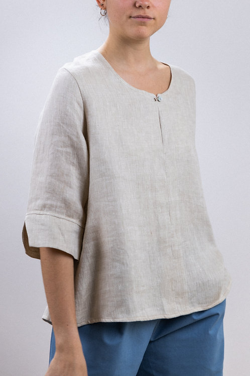 Camicia Papavero