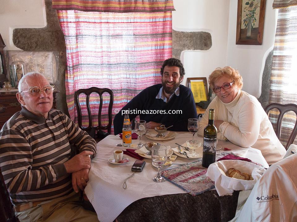Um simpático casal português