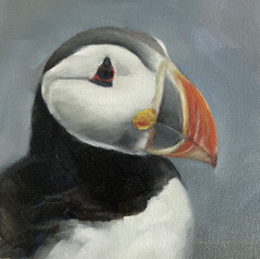 'Puffin' (SOLD)