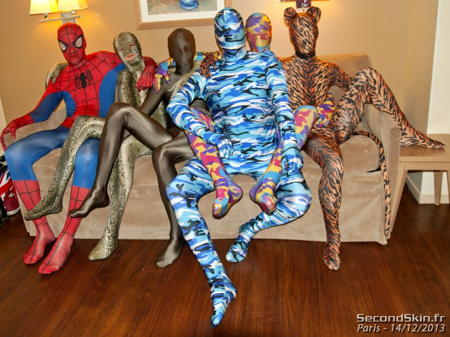 Les zentaï Party