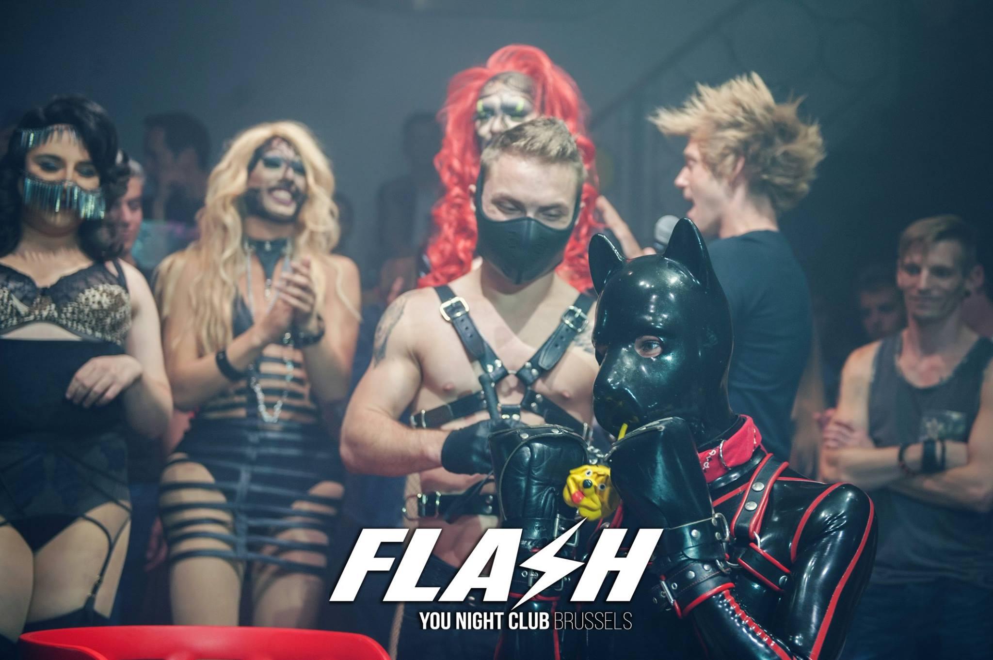 Flash - Nightclub