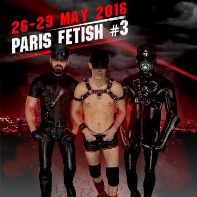 La Paris Fetish-Week #3
