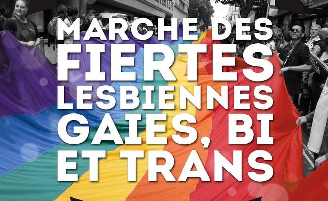 La Marche des Fiertés de Paris